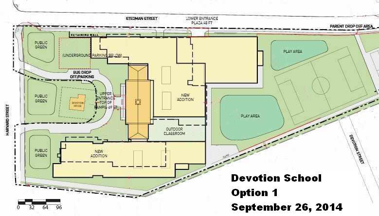 Devotion School Option 1