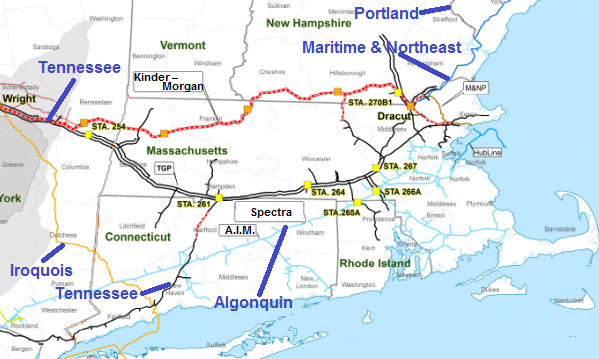 NewEnglandPipelinesProposed2015