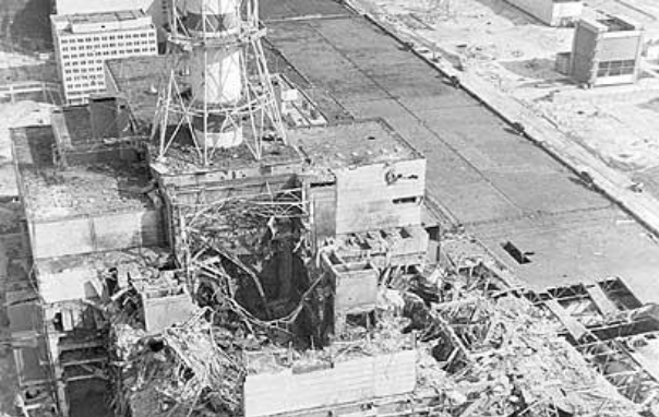 chernobylunit4remains1986may